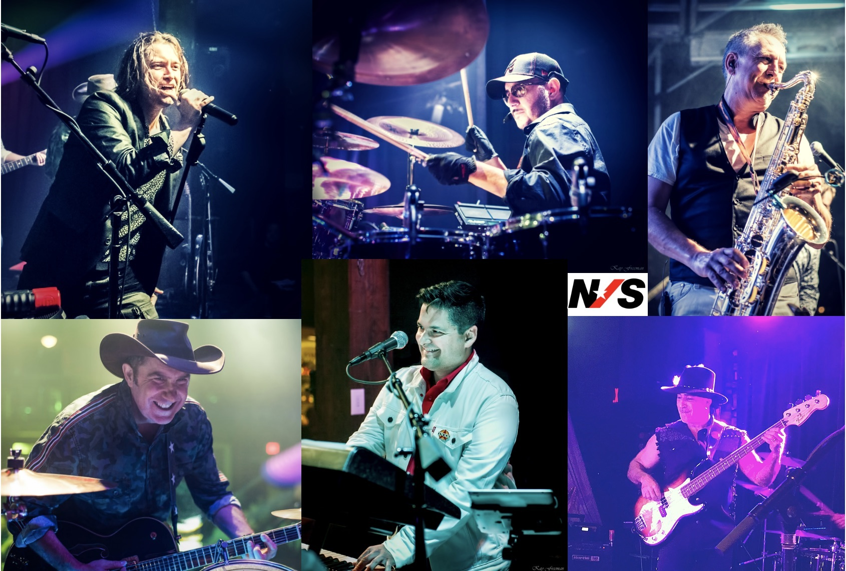 NEW SENSATION | THE AMERICAN INXS TRIBUTE BAND Store