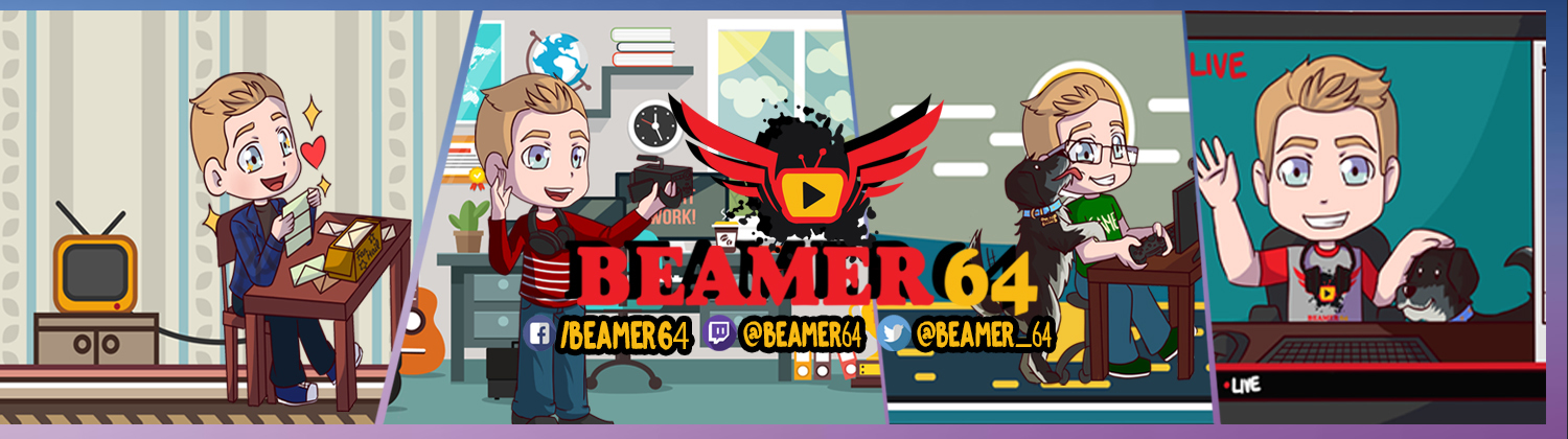 Beamer64 Merch Shop Store