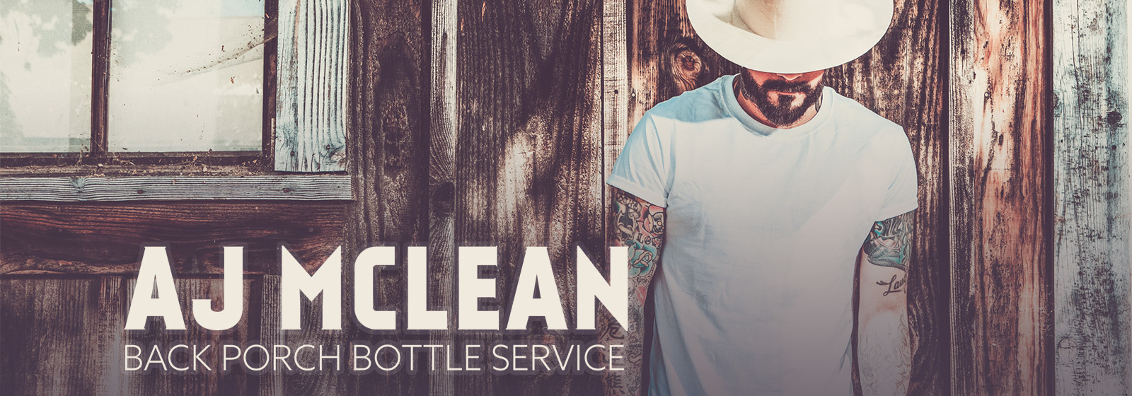 AJ McLean Official Apparel Store