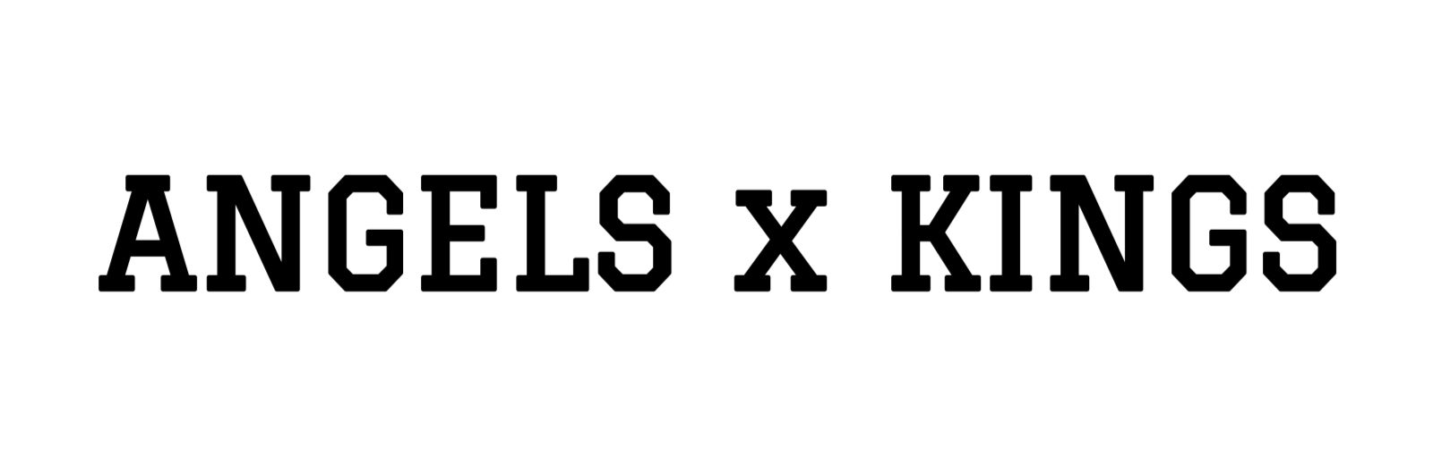 ANGELS x KINGS Store