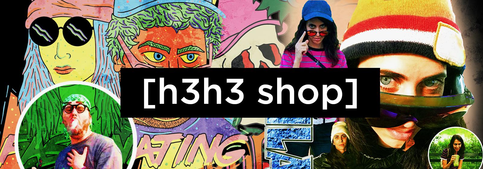 [h3h3Shop] Store