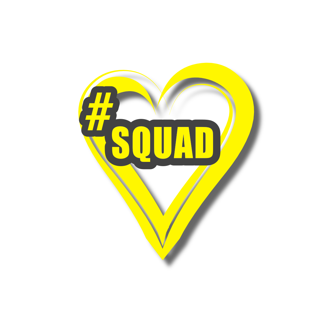 #YellowHeartSquad