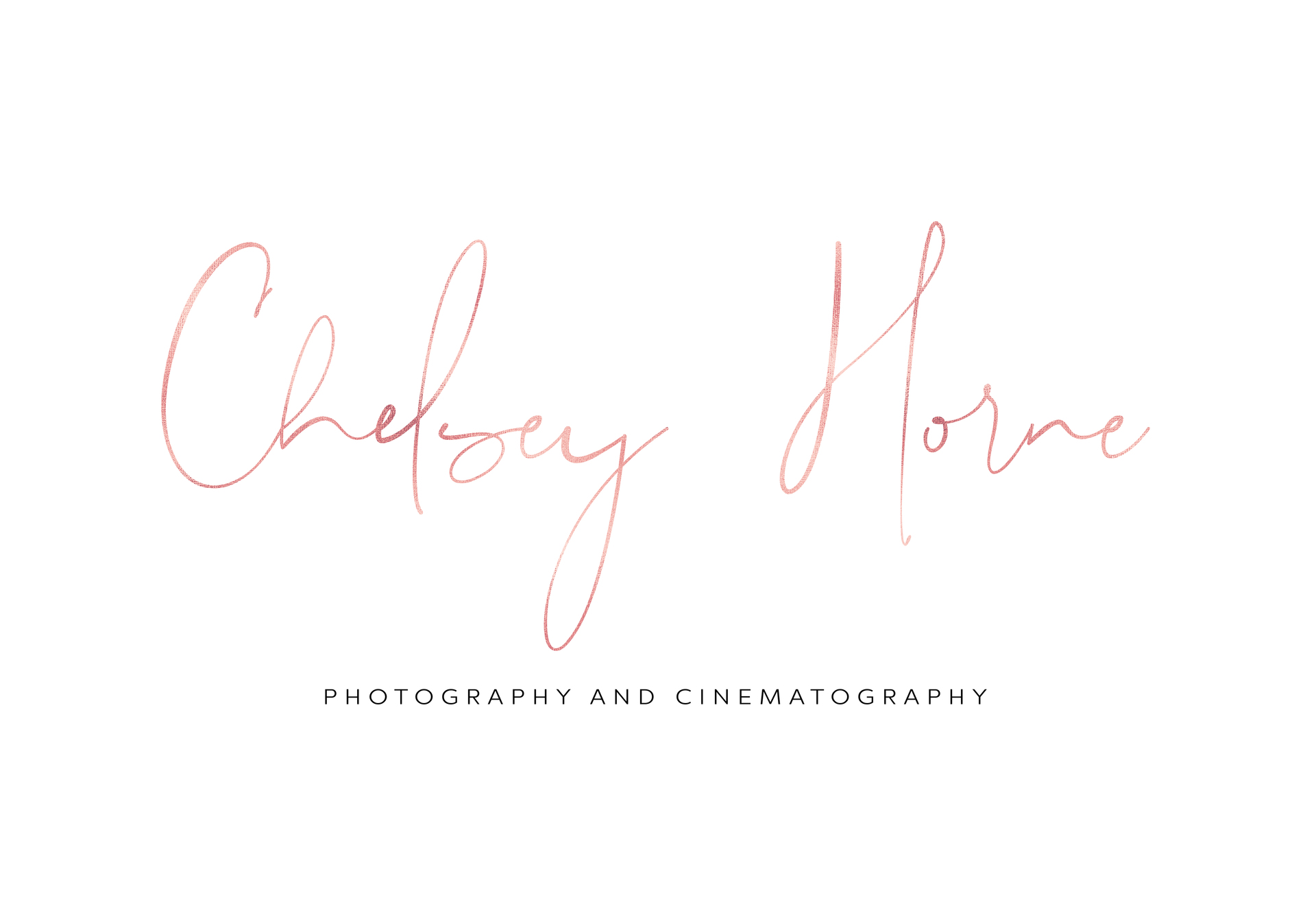 Chelsey Horne Photography & Cinemas Store