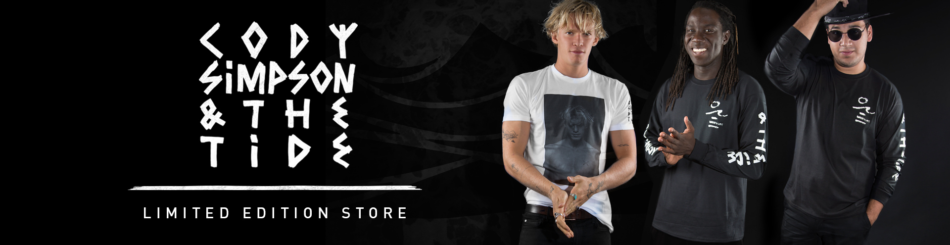 Cody Simpson & The Tide Official Store Store
