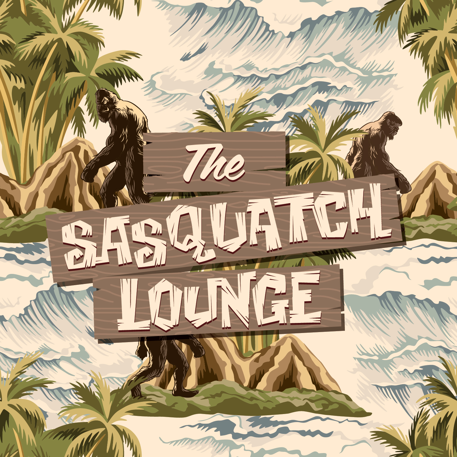 The Sasquatch Lounge Store Store