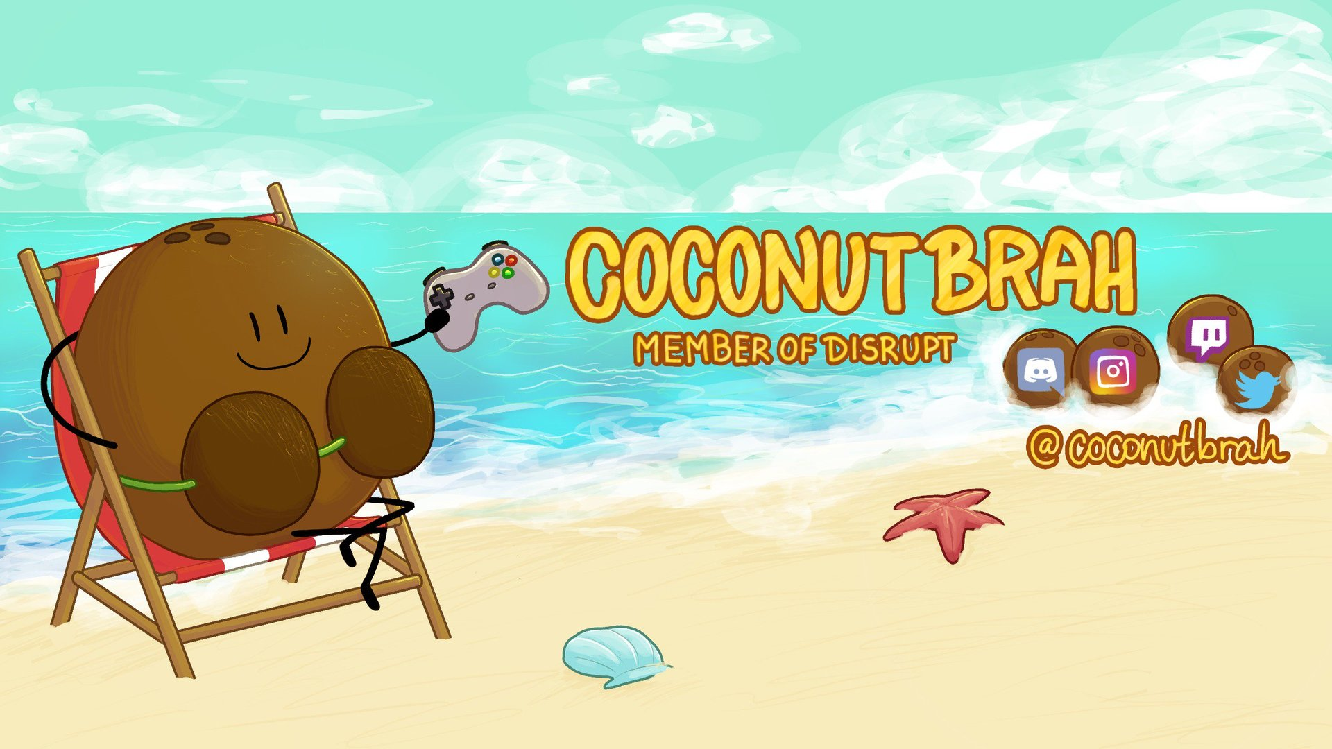 Official Coconut Brah LIMITED EDITION Merch Store