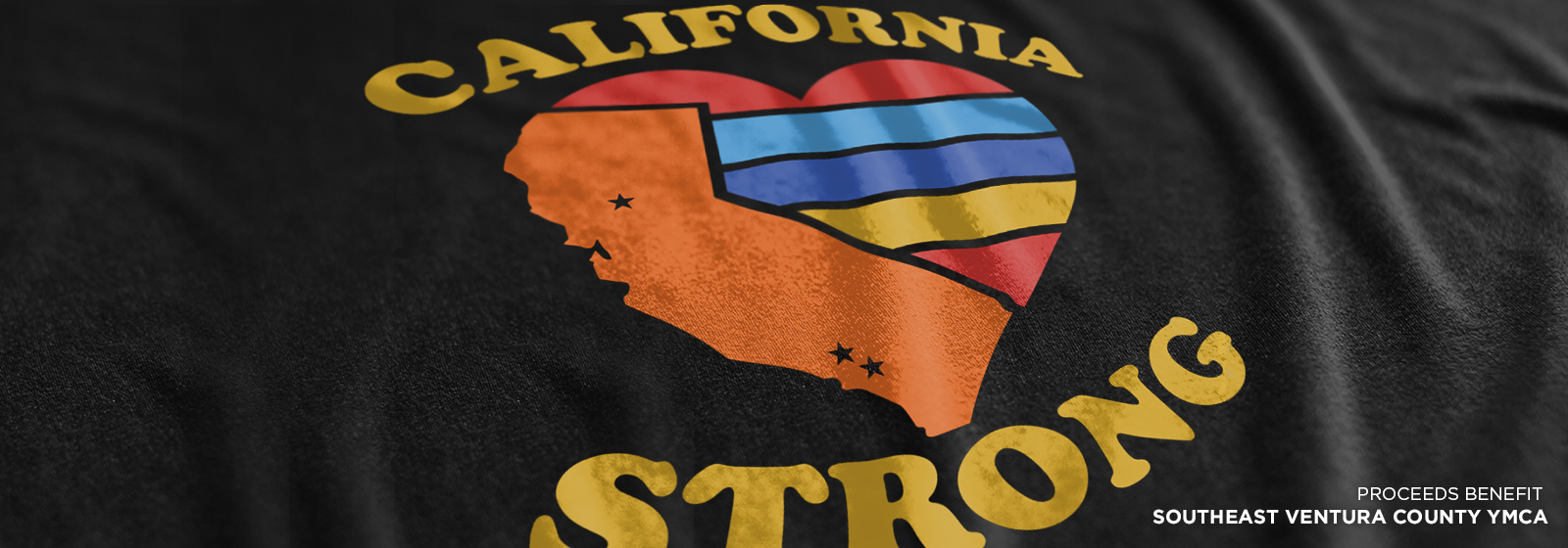 California Strong Charity Collection Store