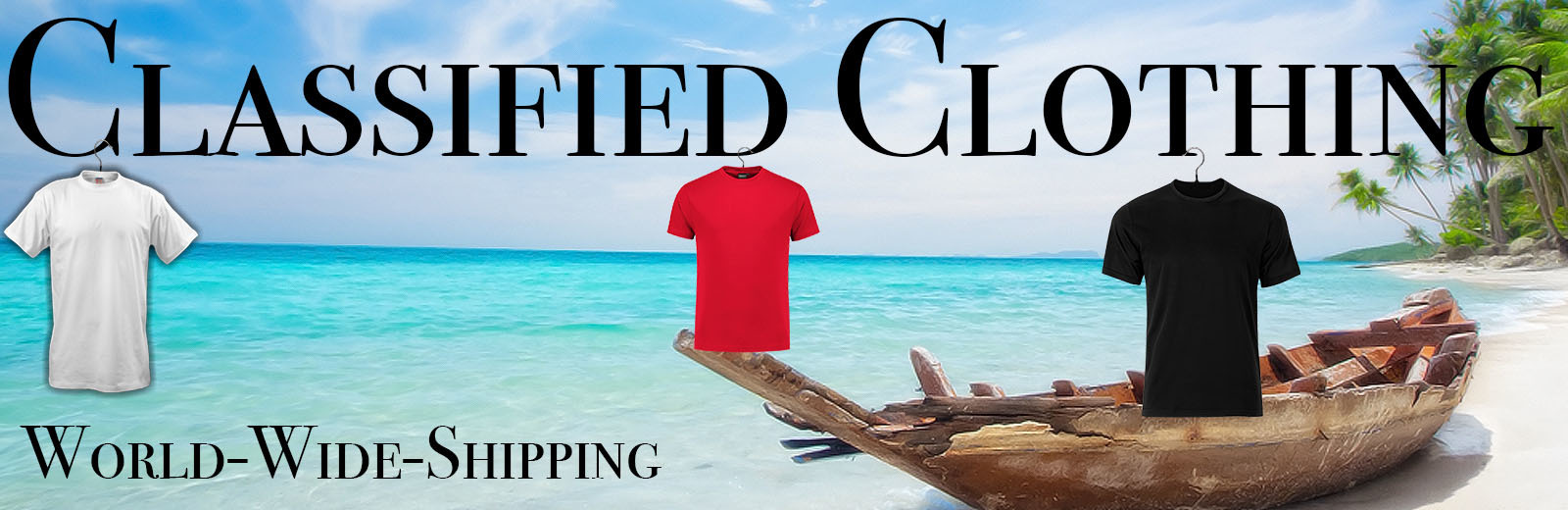Classified Clothing Store