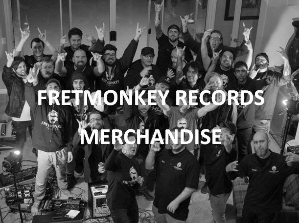 FRETMONKEY RECORDS MERCHANDISE Store