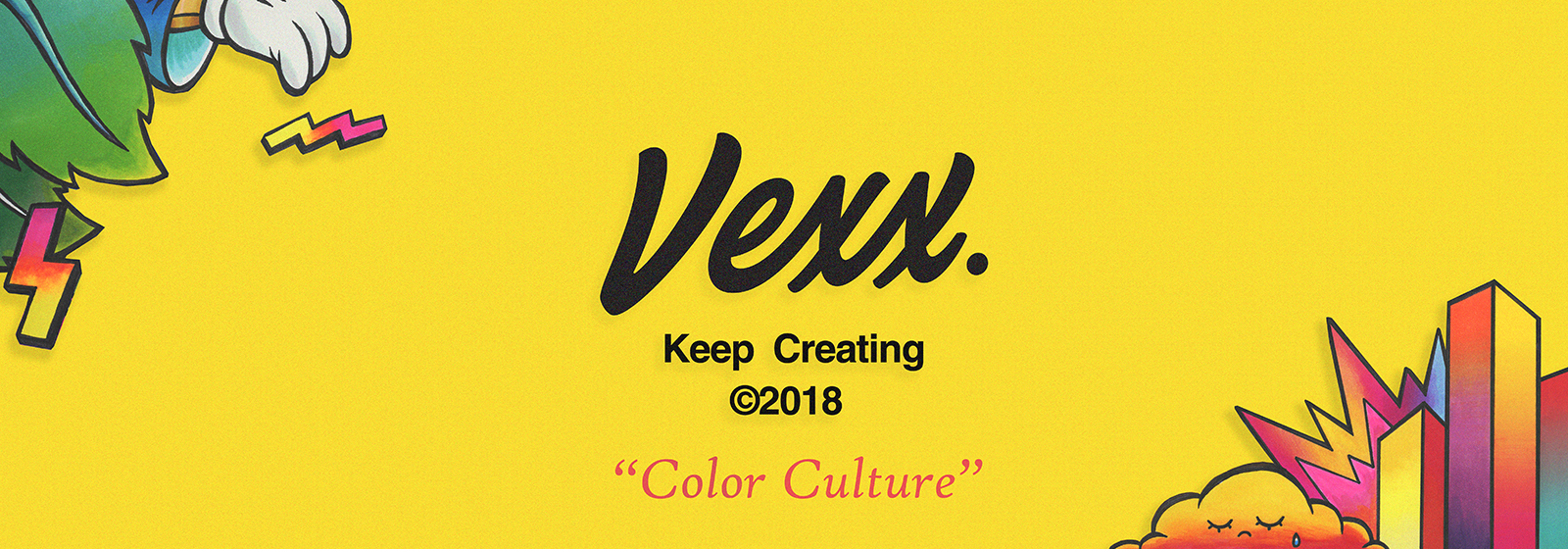 Vexx | Keep Creating Store