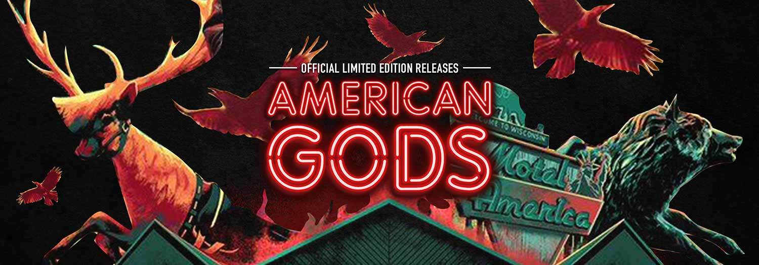 American Gods Limited Edition Store Store