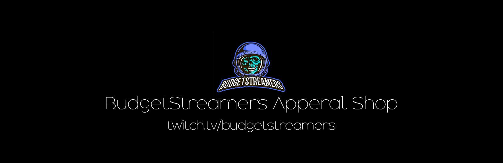 BudgetStreamers Store Store
