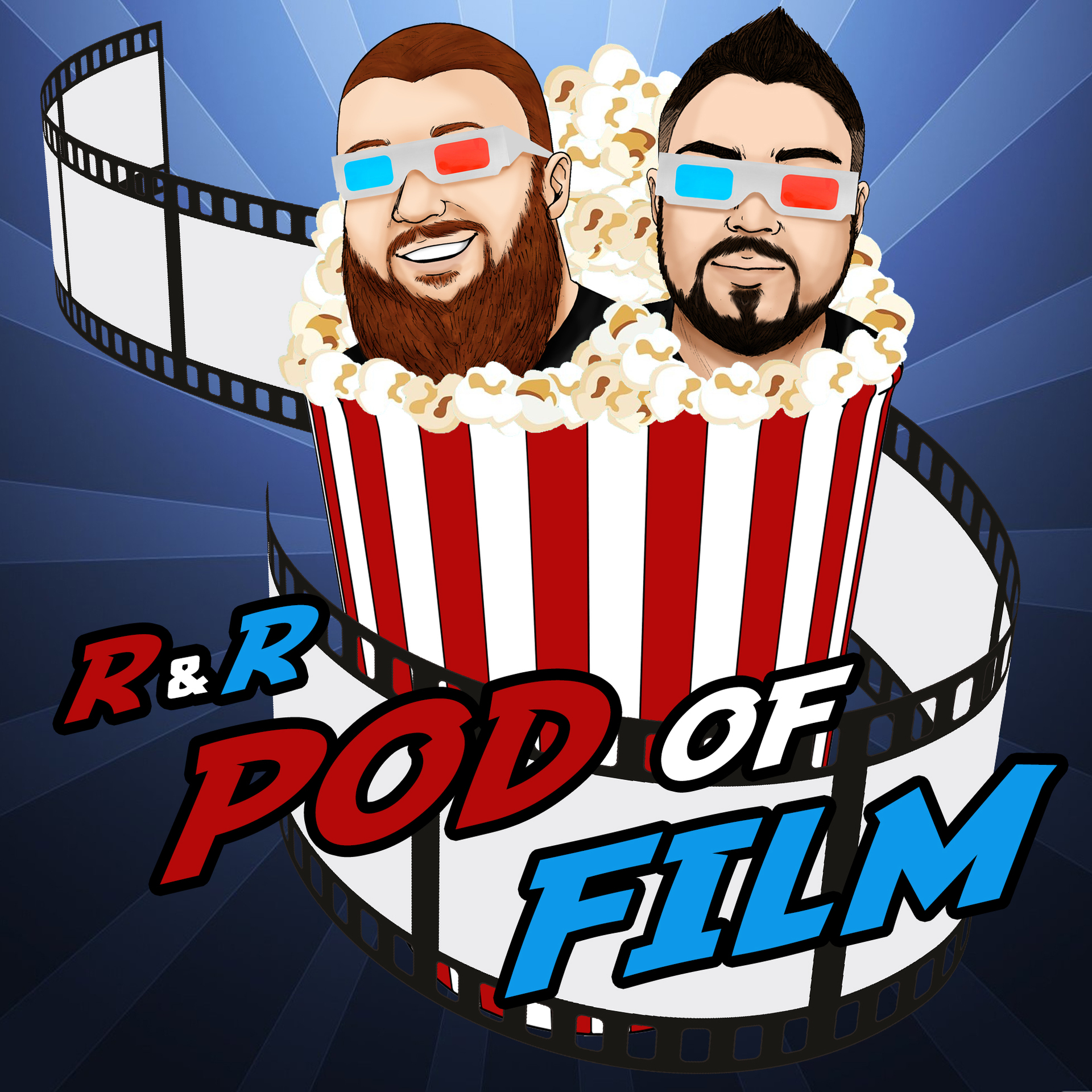 R&R Pod of Film