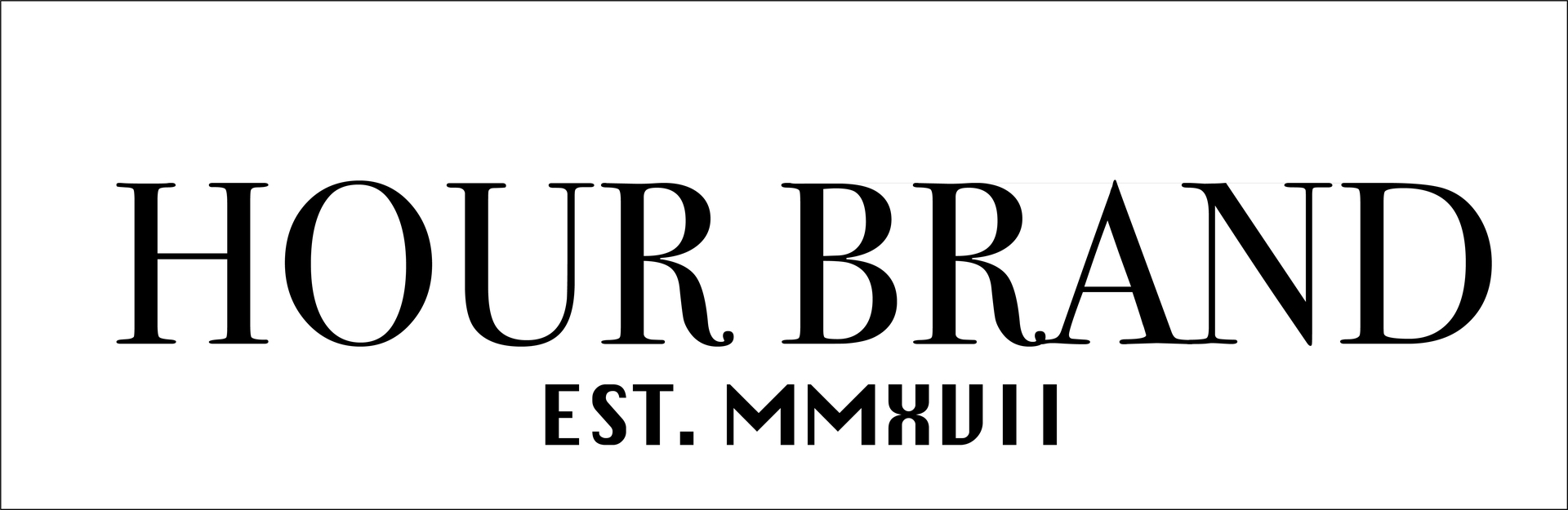 Hour Brand Clothing Store