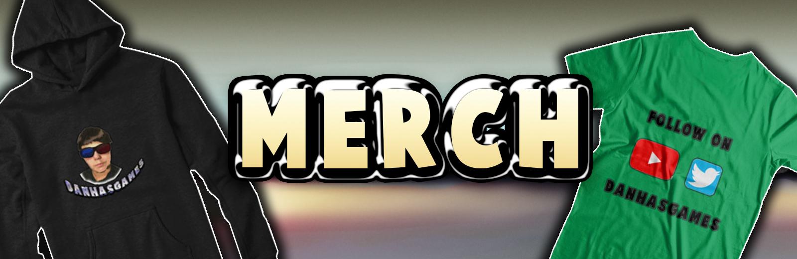 DanHasGames Merch Store