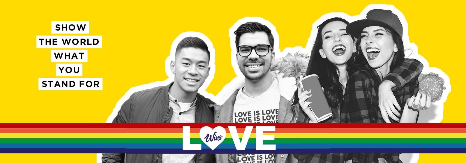 Represent Pride Store
