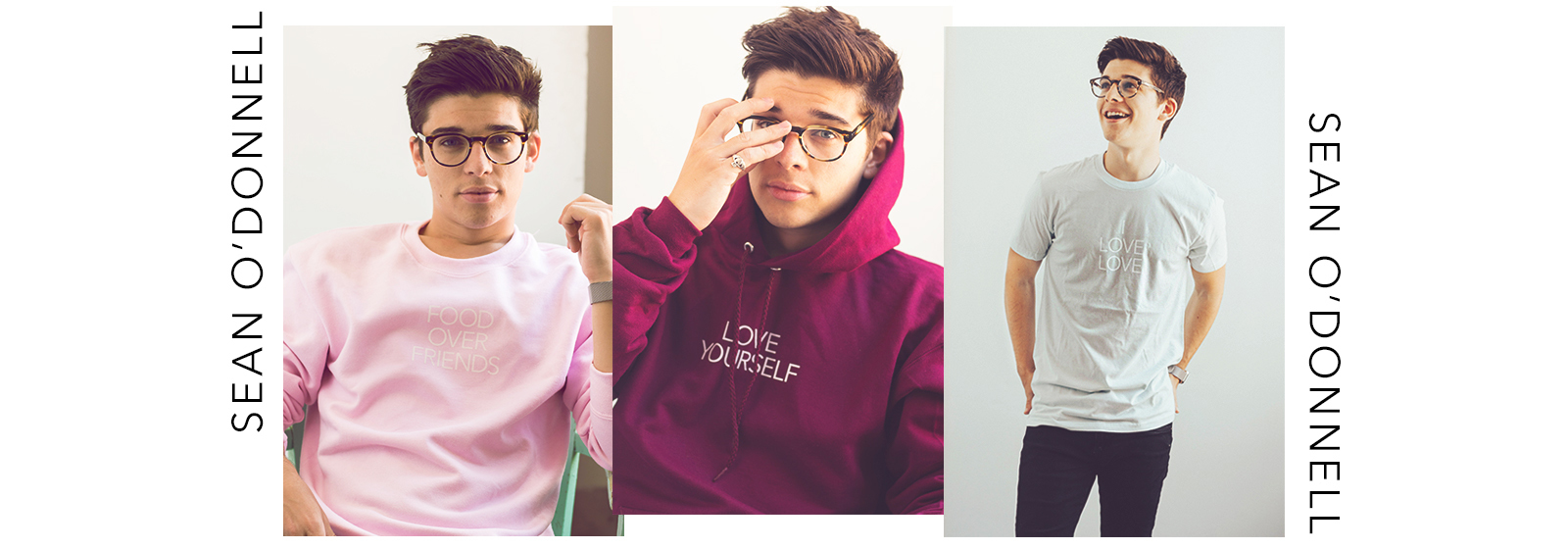 Sean O'Donnell Official Store Store