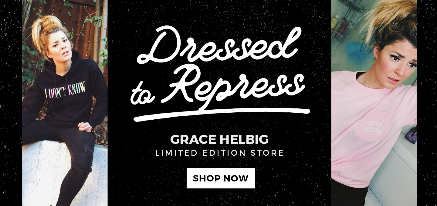 Grace Helbig Store Store