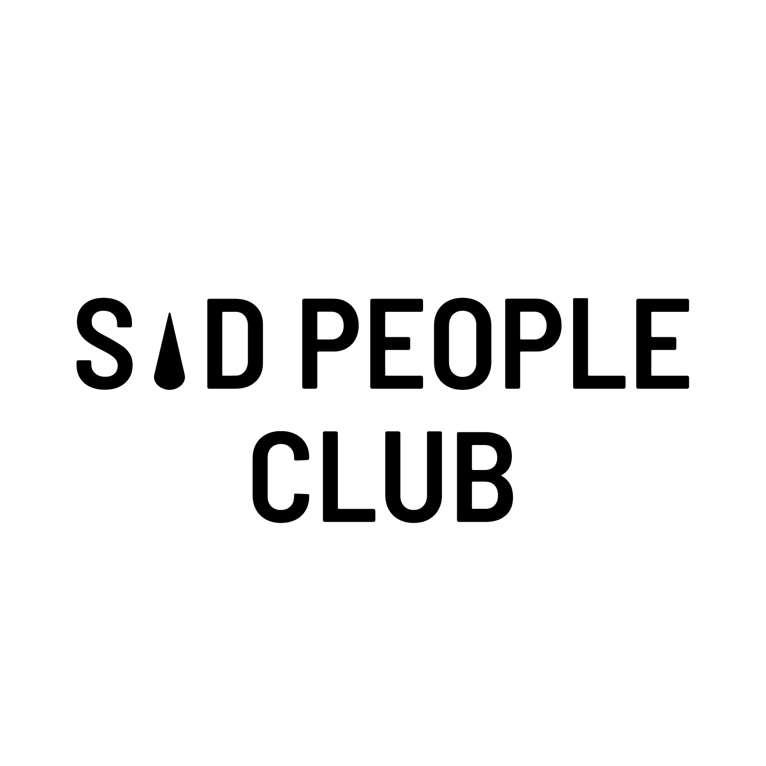Sad People Club