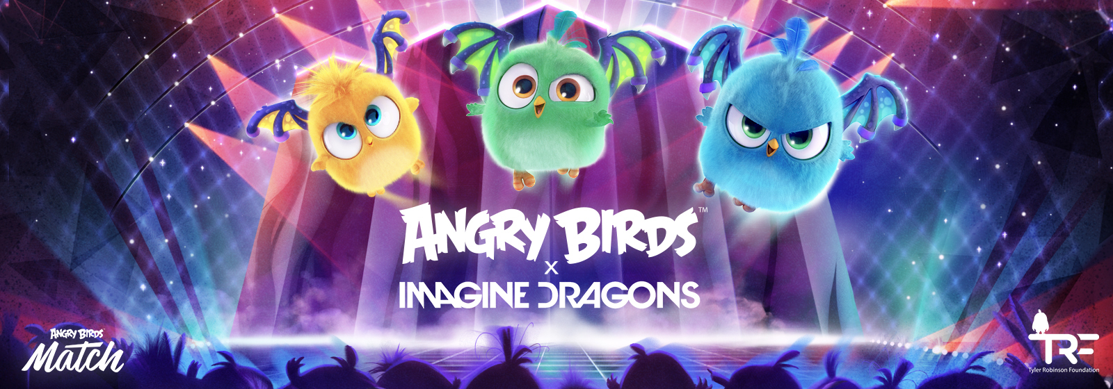 IMAGINE DRAGONS X ANGRY BIRDS Store