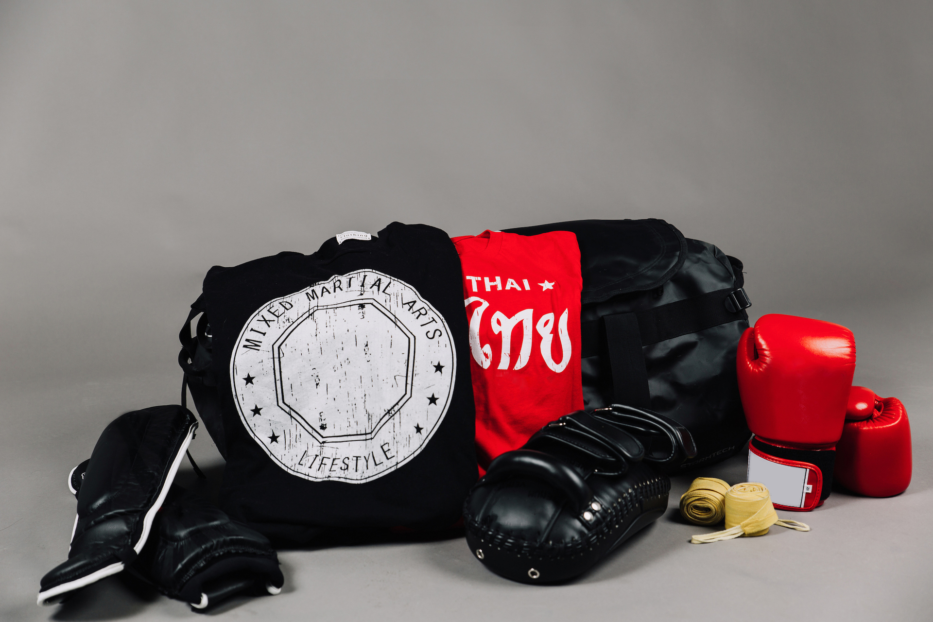 Mixed Martial Arts Lifestyle Clothing Store