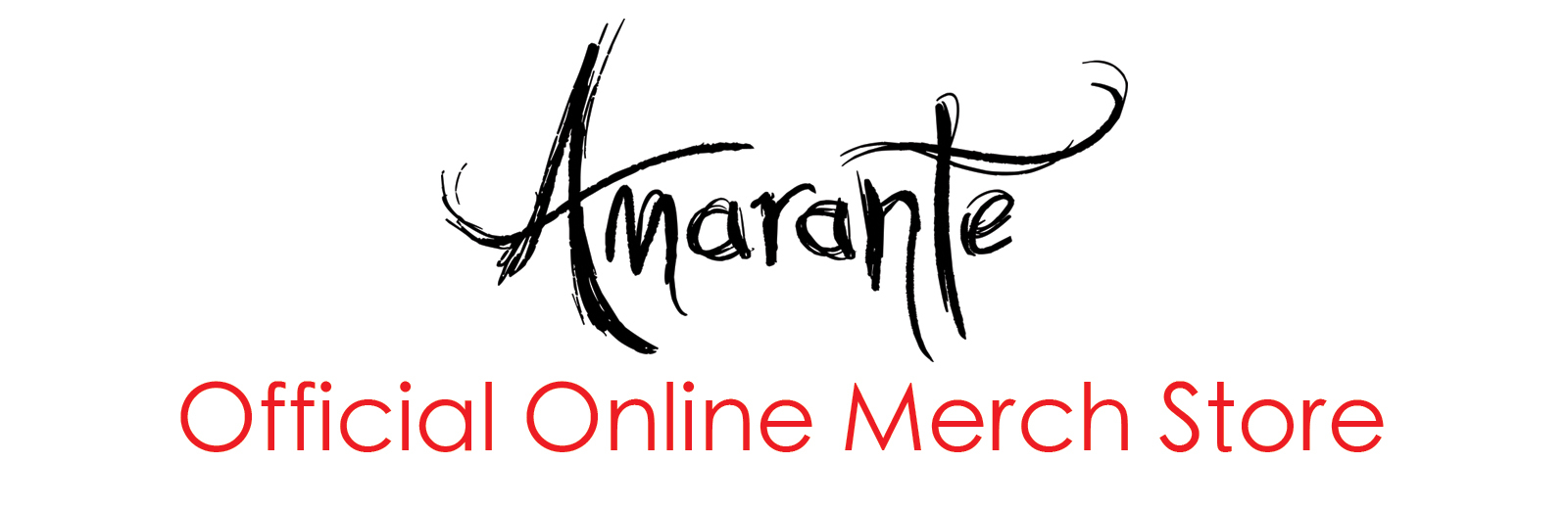 Official Amarante Music Online Merch Store Store
