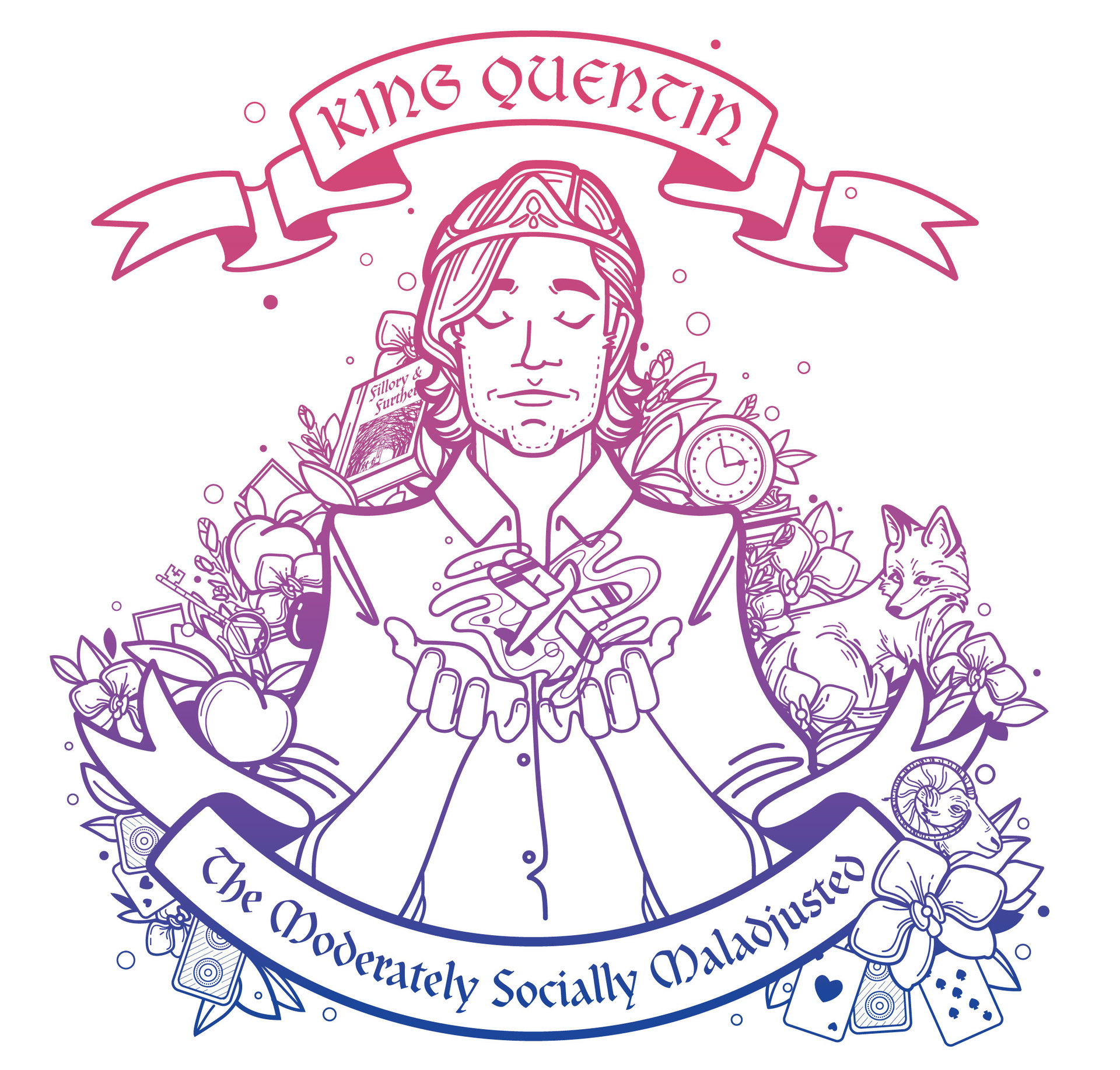 Quentin Charity Campaign