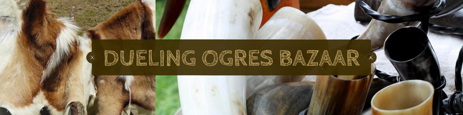 Dueling Ogres Bazaar Store