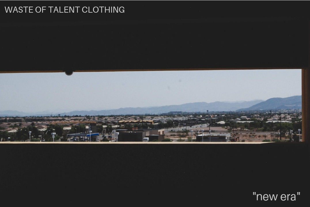 Waste Of Talent Clothing Store