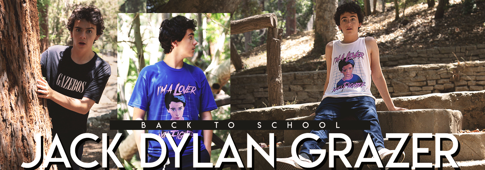 Jack Dylan Grazer BACK TO SCHOOL Store Store