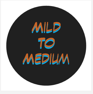 Mild To Medium Merch
