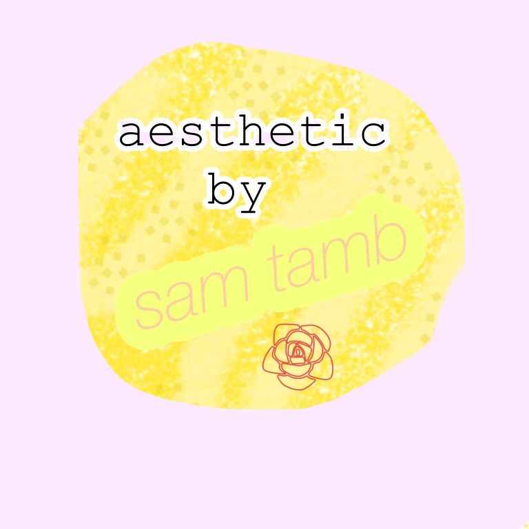 """""""Aesthetic"""" by Sam Tamb"""