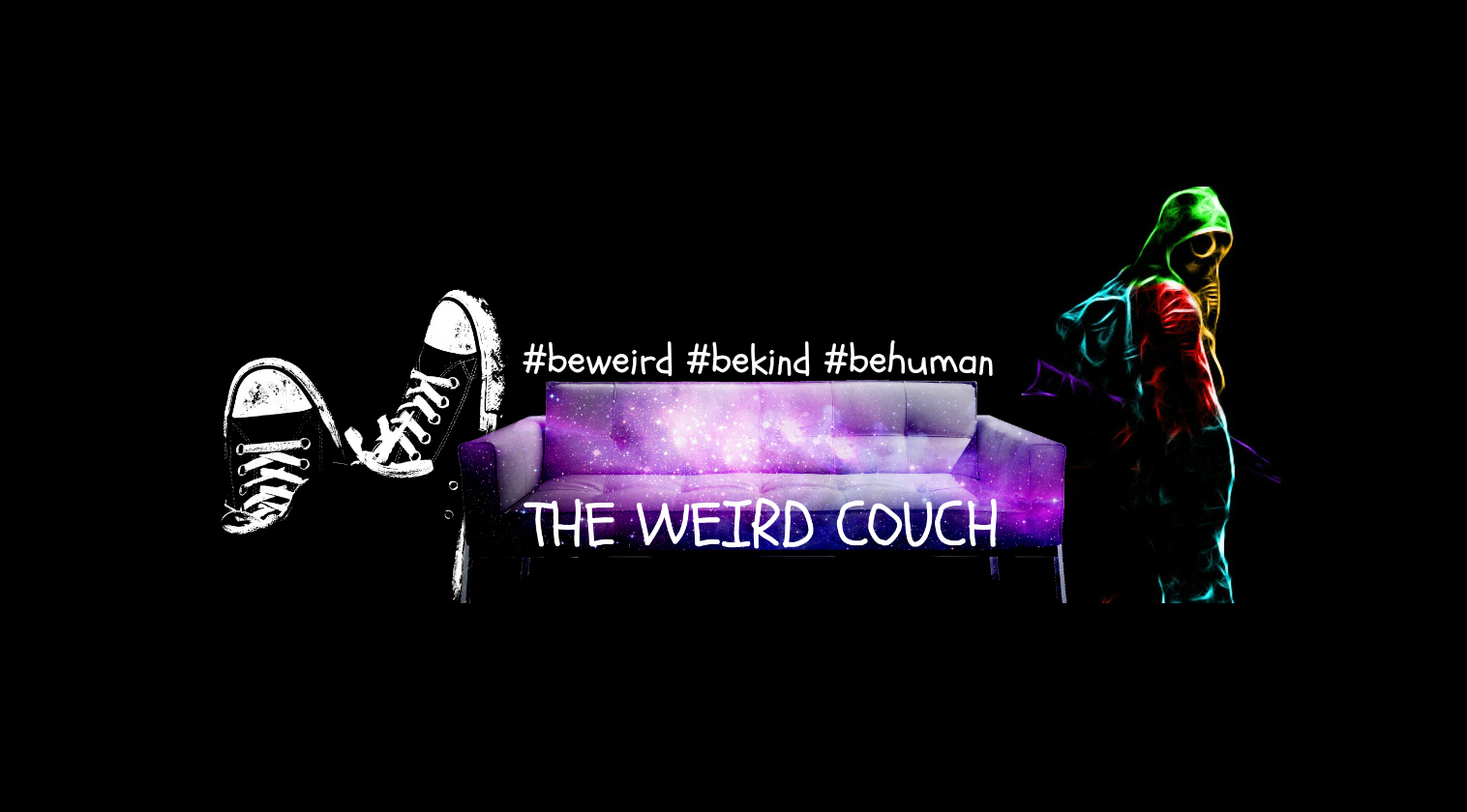 THE WEIRD COUCH Store