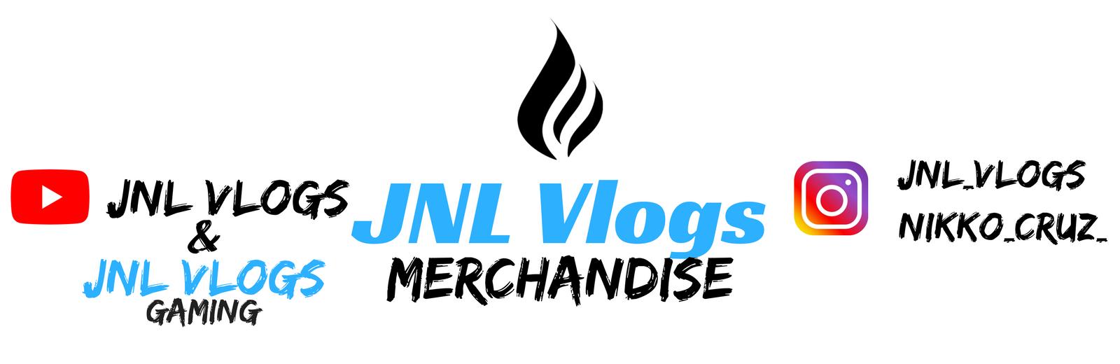 JNL Vlogs Merchandise Store