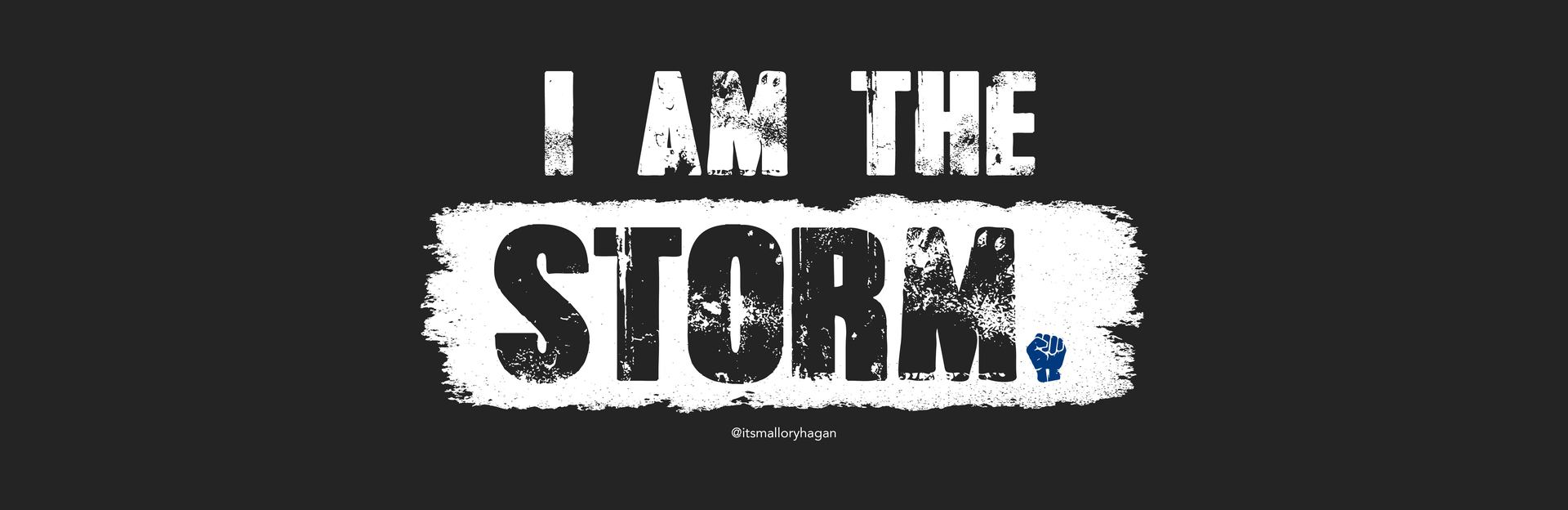 I AM THE STORM Store