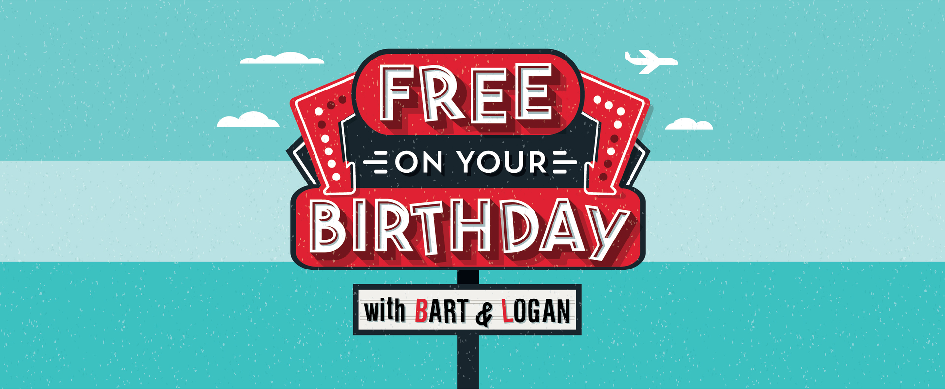 Free On Your Birthday Store