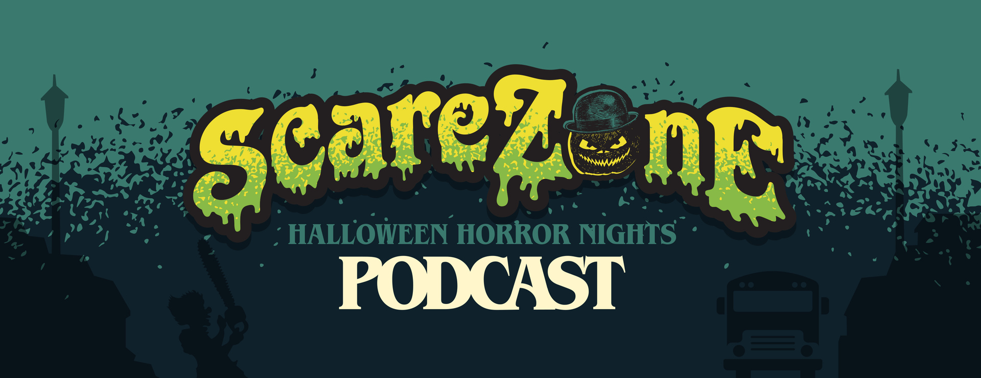 ScareZone : Halloween Horror Nights Podcast Store Store