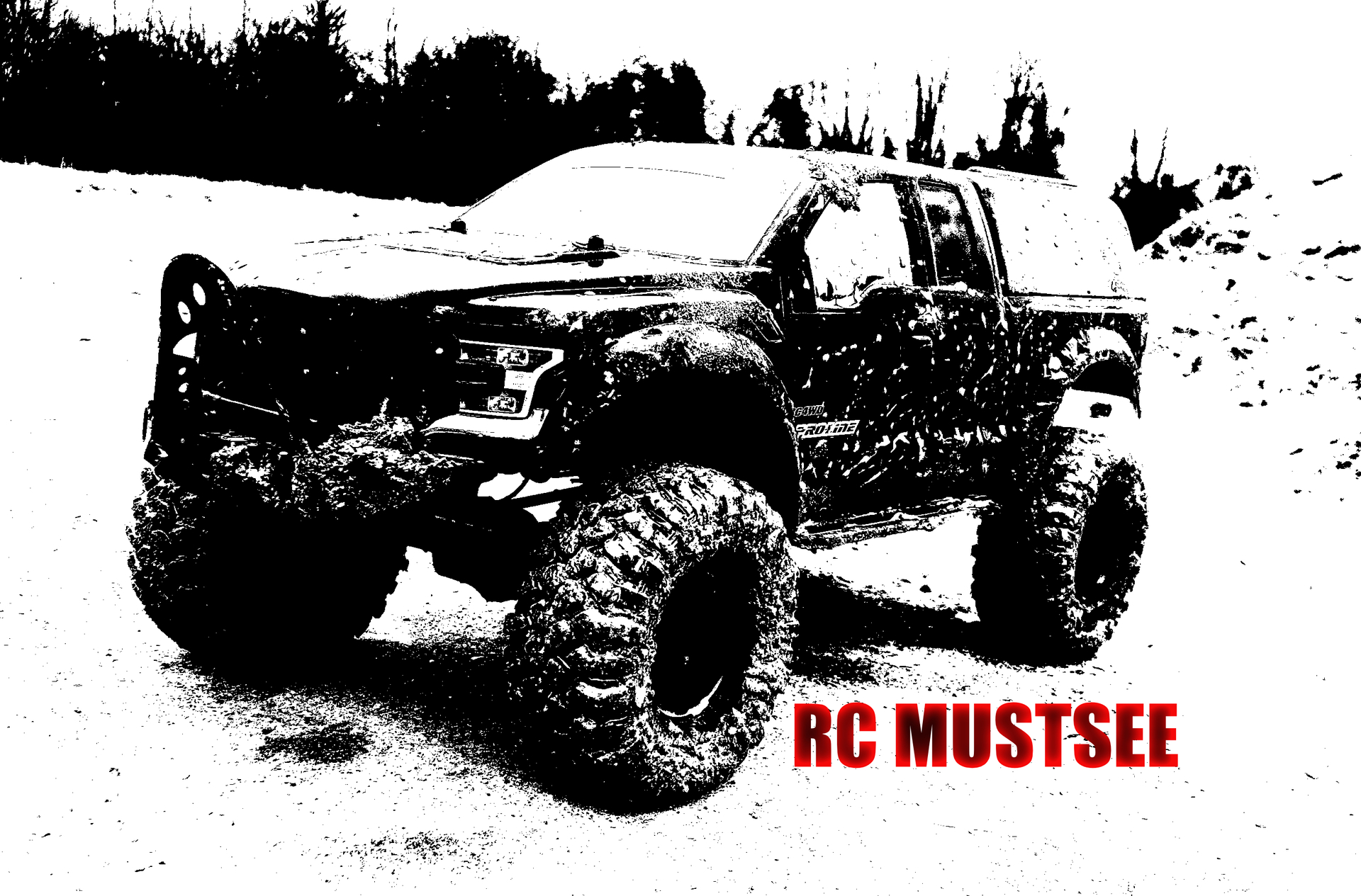 RC MUSTSEE & WALL R/C CLOTHING Store