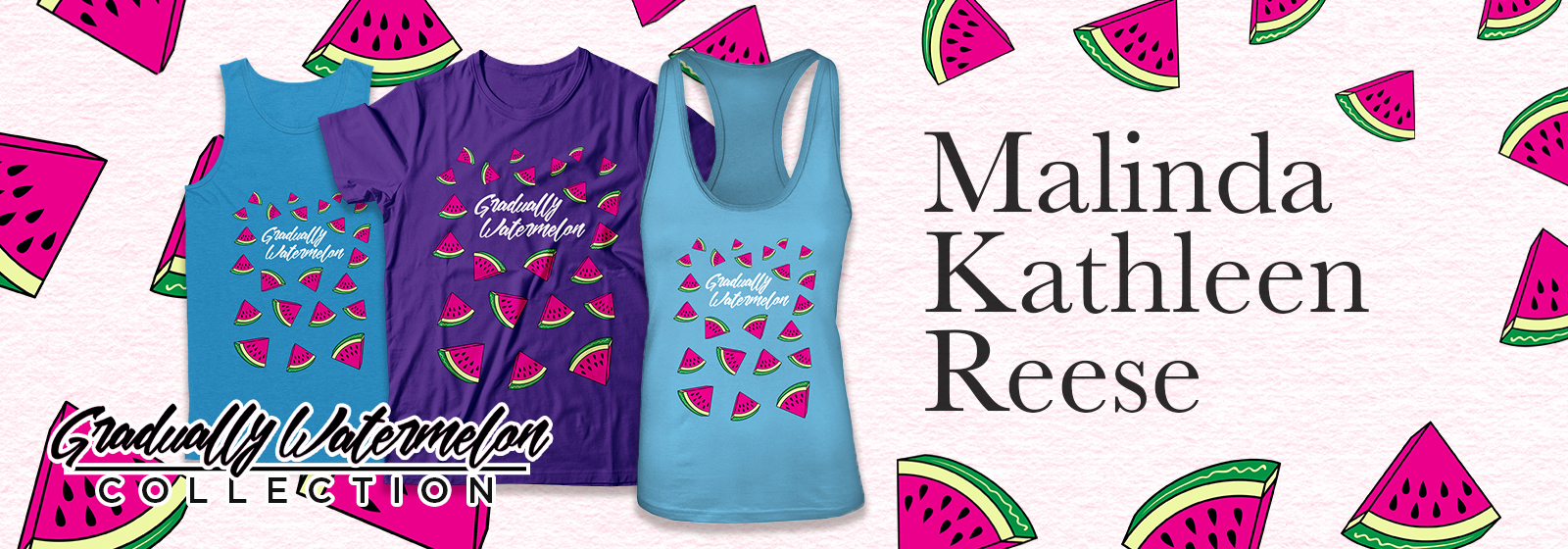 Malinda Kathleen Reese Official Store Store
