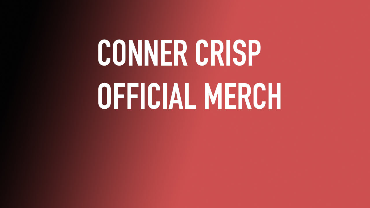 CONNERCRISPMERCH Store
