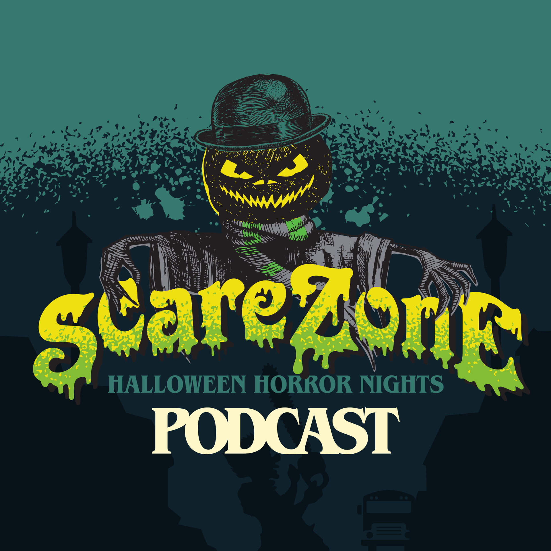 ScareZone : Halloween Horror Nights Podcast Store