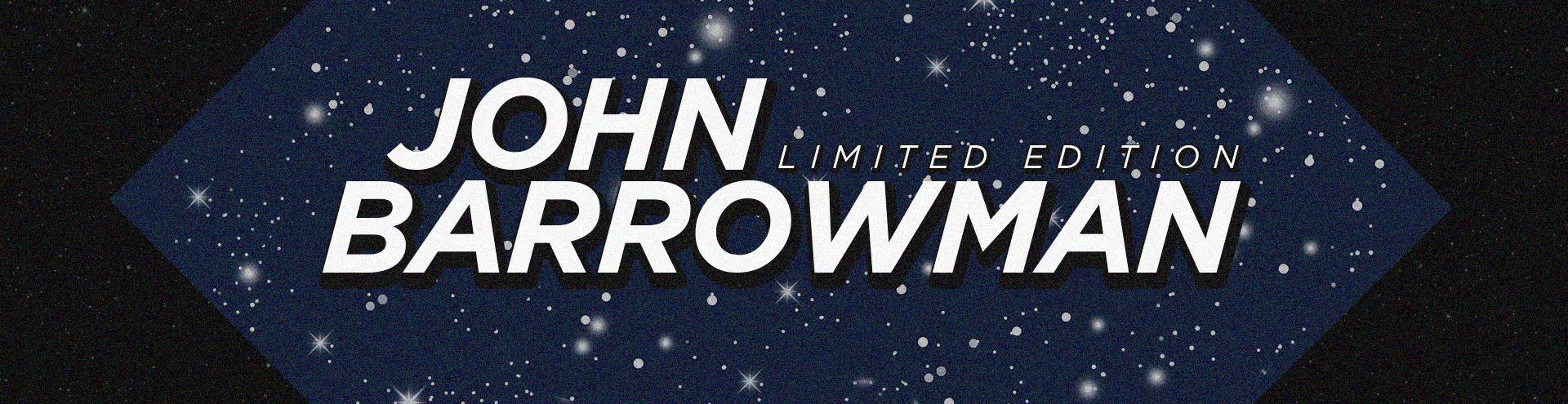 Official John Barrowman Merch Store