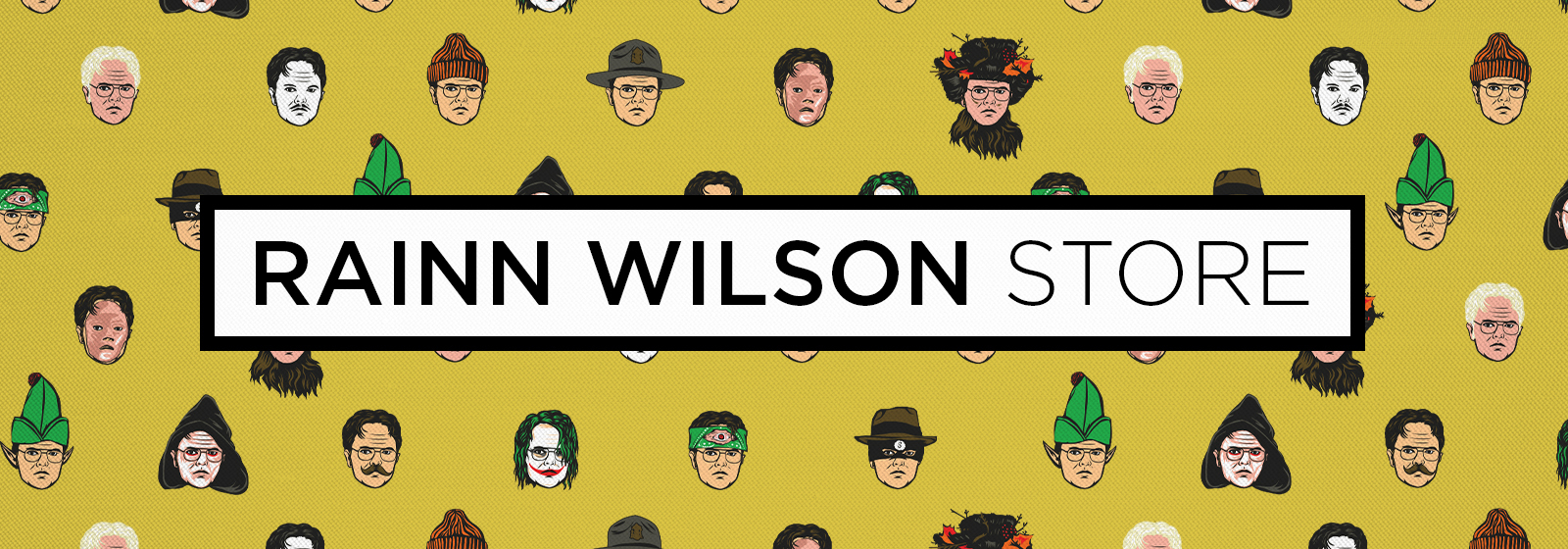 The Best of Rainn Wilson  Store